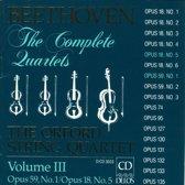 String Quartets, Vol. Iii