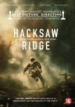 DVD cover van Hacksaw Ridge (Dvd)