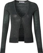 Queen Mum Vest - Black - Maat XS