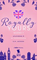 Royally Yours 3 - De hoedenmakers (Royally Yours Serie, Deel 3)