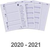 Kalpa 6237-20-21 Pocket-Junior organiser week agenda NL 2020-2021
