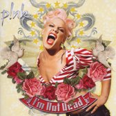 CD cover van IM Not Dead van Pink