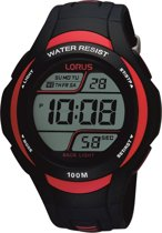 Lorus R2307EX9 - Horloge - 46 mm - Zwart