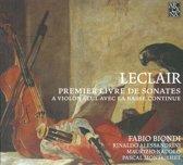 Premier Livre De Sonates