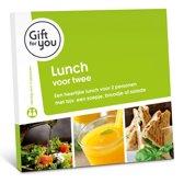 GiftForYou Lunch voor twee
