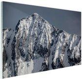 Himalaya gebergte India Glas 30x20 cm - Foto print op Glas (Plexiglas wanddecoratie)