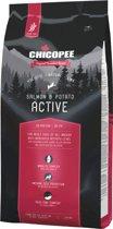 Chicopee HNL Adult Active Salmon & Potato Inhoud - 2 kg