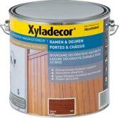 Xyladecor Ramen & Deuren - Houtbeits - Mahonie - 2,5L