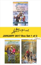Harlequin Love Inspired January 2017-Box Set 1 of 2