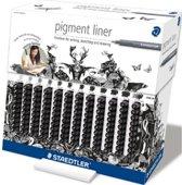 pigment liner fineliner - display 120