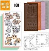 Dot and Do 100 - Katten