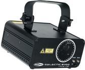 Showtec Showtec Galactic B400, 400mW blauwe DMX laser Home entertainment - Accessoires