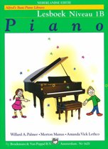 Alfred's Basic Piano Library | Lesboek Niveau 1B