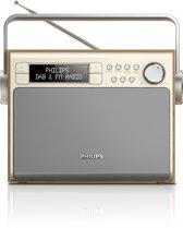 Philips AE5020 - Draagbare DAB+ radio - Grijs