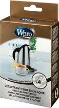 Wpro ontkalker waterkoker 4 zakjes