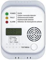 Koolmonoxide melder de meest verkochte en BEST GETESTE! Met 5 jarige sensor en display. - DD-2690