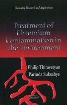Treatment of Chromium Contamination in the Environment