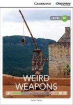 Cambridge Discovery Readers B1: Weird Waepons book + online access