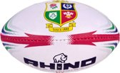 Rhino Official Replica British Lions Rugbybal maat 4