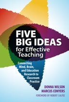 Five Big Ideas for Effective Teaching
