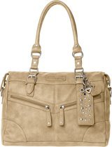LITTLE COMPANY - Luiertas / Verzorgingstas - Rock Bag Nude