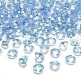 Tafel diamant blauw 12mm