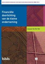 BBB 33 - Financiële doorlichting van de kleine onderneming