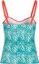 Regatta Aceana Tankini II Bikinitopje casual - Vrouwen - Groen