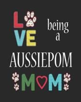 Love Being a Aussiepom Mom