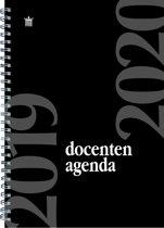 Ryam docenten agenda 2019-2020 - Zwart - A4 formaat (SOFTCOVER)