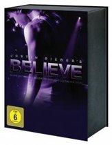 Justin Bieber's Believe (Fan Edition) (import) (dvd)