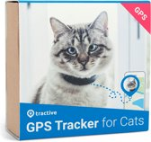 Tractive CAT GPS Tracker Kat - GPS Halsband Kat met veiligheidsslot