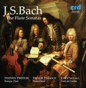 Bach: Flute Sonatas / Preston, Pinnock, Savall