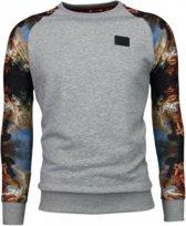 Mythologie Arm Motief - Sweater - Maten: