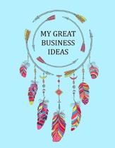 Business Ideas for Women Notebook