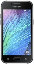 Samsung Galaxy J1 - Zwart