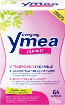 Ymea Overgang - silhouet - 64 capsules - Voedingssupplement