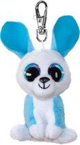 Lumo Stars Bunny Ice met clip Mini 8.5cm