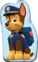 Nickelodeon Kussen Paw Patrol Chase Blauw 35 Cm