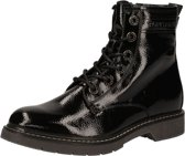 Tom Tailor - boot - women - shiny black