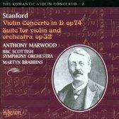 The Romantic Violin Concerto Vol. 2: Stanford: Vio