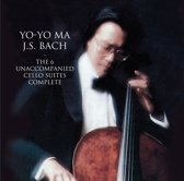Bach: Unaccompanied Cello Suites (LP)