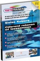 Afbeelding van Karakter Interactive Toetstrainer Rekenen, Cijferend rekenen en leessommen - Nederlands