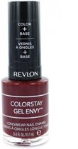Revlon Colorstay Gel Envy Nail Enamel 600 Queen Of Hearts