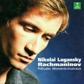 Rachmaninov: Preludes, Moments musicaux / Nikolai Lugansky