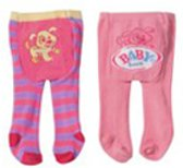 BABY born Maillot Paars/Roze - 2-pack - Poppenkleertjes