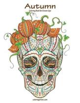 Autumn Coloring Book for Grown-Ups 1