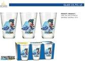 Set van 3 glazen van Beyblade burst (23.7cl)