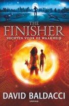 Boekomslag van 'Finisher 1 - Vechten voor de waarheid'