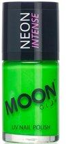 UV groene nagellak - Schmink